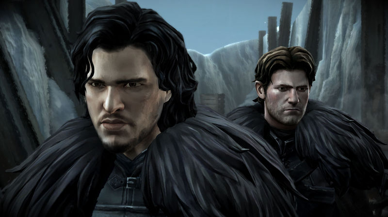 19697 - [SPOILERS] ¿Has jugado al Game of Thrones de Telltale Games?