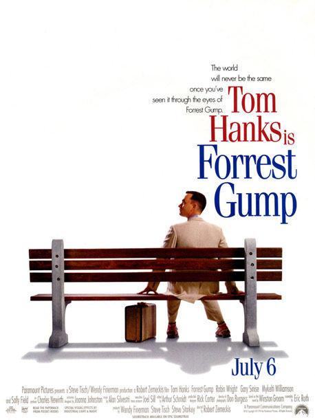 19709 - ¿Conoces a estos personajes de Forrest Gump? (Fácil)