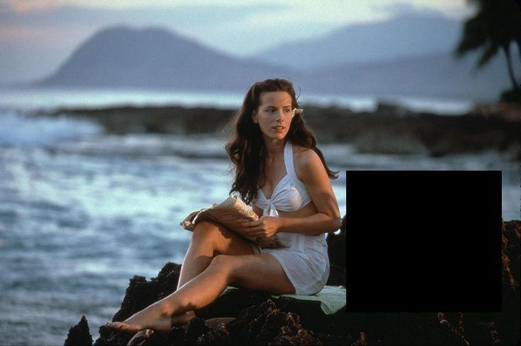 ¿Qué hay al lado de Evelyn en Pearl Harbor?