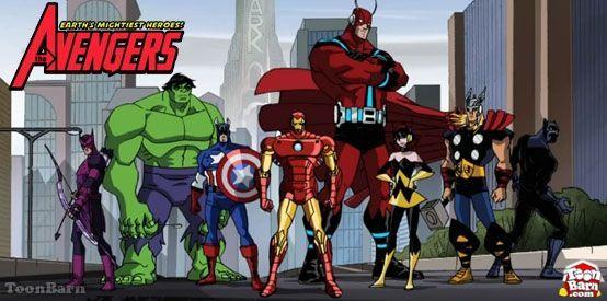19711 - ¿Qué serie de superhéroes es mejor?