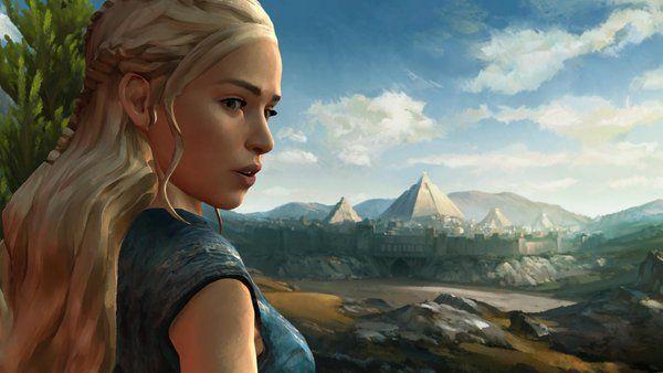¿Cuál de los dragones de Danaerys no aparece en el juego?