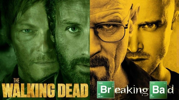 19765 - ¿The Walking Dead o Breaking Bad?