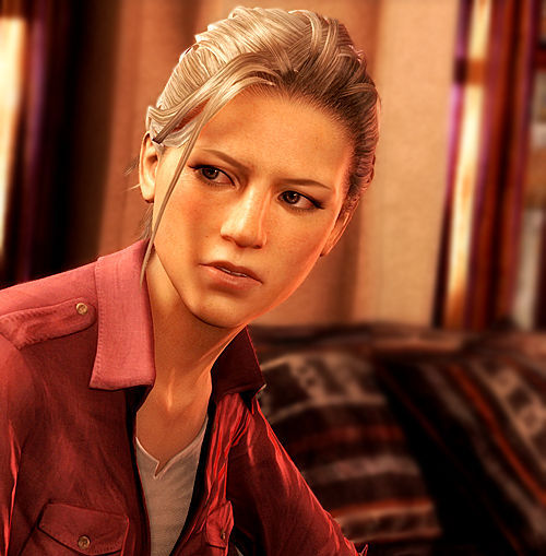 Elena Fisher (Saga Uncharted)