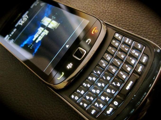 Las Blackberry también tienen su hueco en el mercado. ¿Recuerdas en qué año se lanzó la primera?