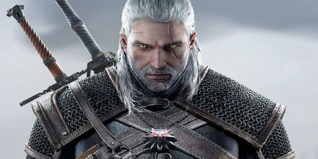 Geralt de Rivia (The Witcher)