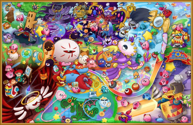 19800 - Adivina el jefe de Kirby