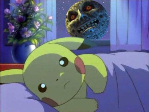 ¿Cómo se llamaba la parodia de Crepúsculo que aparece en To the Moon?