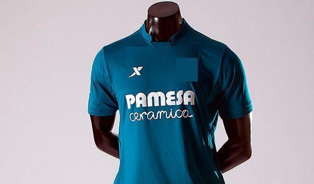 Segunda equipación de un club español