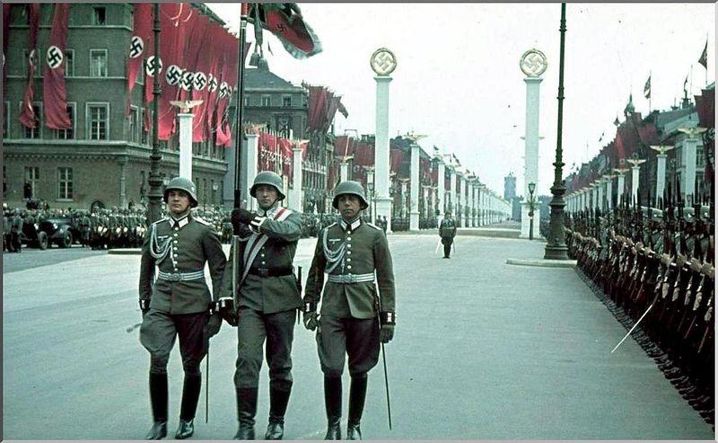 19841 - Curiosidades de la Alemania Nazi que quizás no sabias (NIVEL FÁCIL)