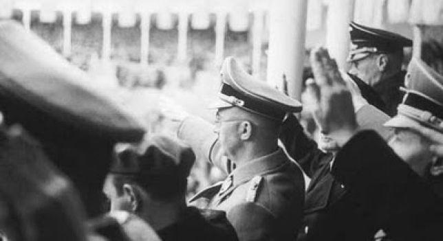Y a continuación, que le ocurrió a Himmler en este espectáculo