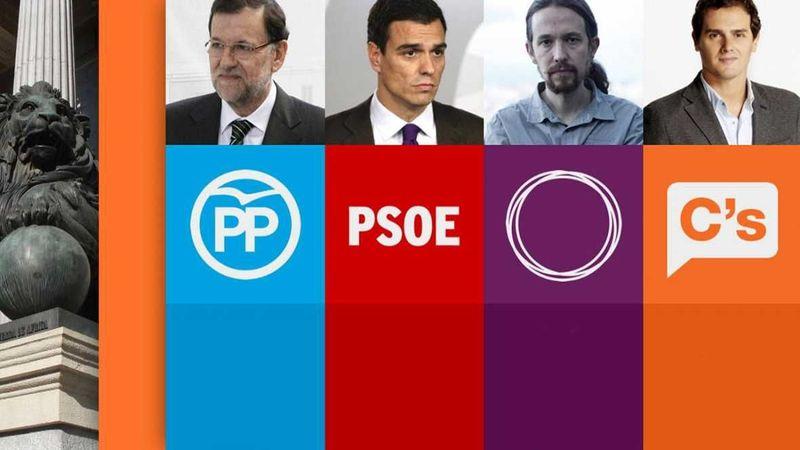 ¿A qué partido político no votarías bajo ningún concepto?