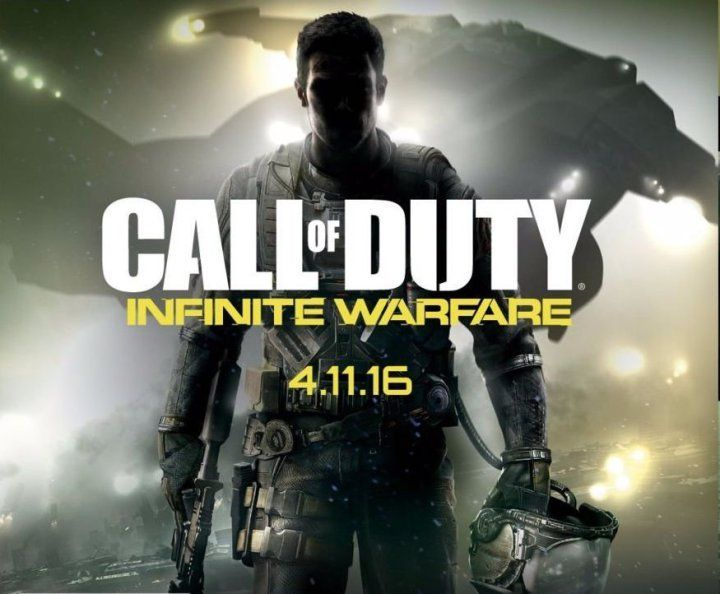 Activision utiliza Call Of Duty Infinite Warfare. Te quita 120.