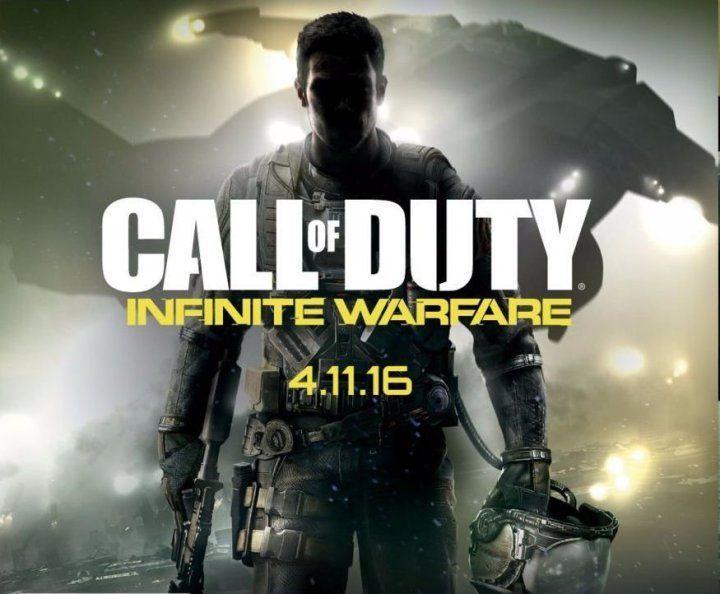 Activision utiliza Call Of Duty Infinite Warfare. Te quita 120.
