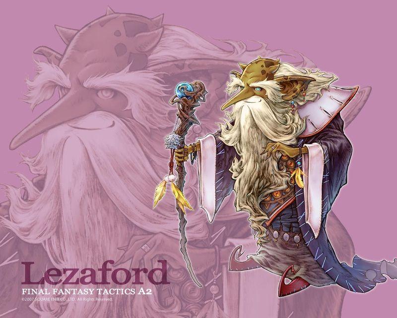 Has encontrado a Lezaford, gran conocedor de la magia arcana. ¿Qué hechizo quieres que te muestre?