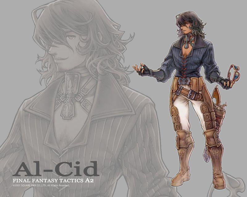 ¿Qué usarías para darle su merecido a Al-Cid?