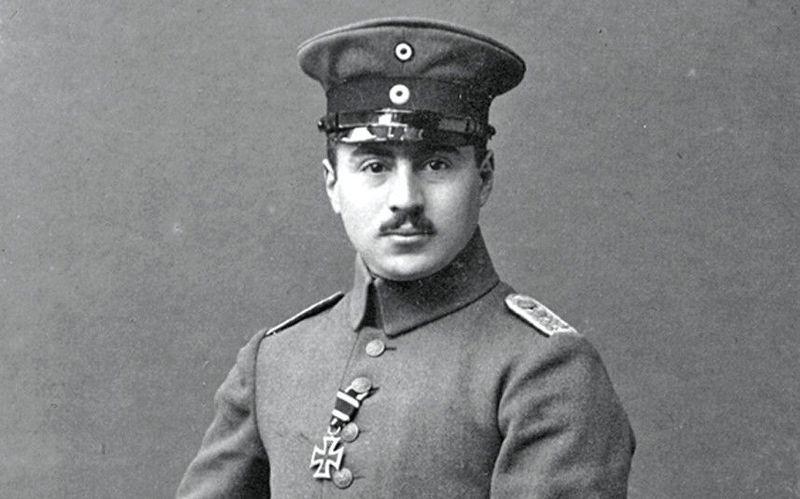Hitler salvó a un judío, llamado Ernst Hess, ¿cuál fue el motivo?