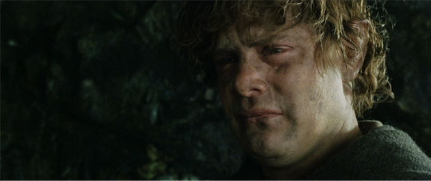 Eres Sam en Minas Morgul. ¿Irás tras Frodo?