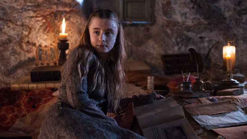 ¿Cómo muere Shireen Baratheon?