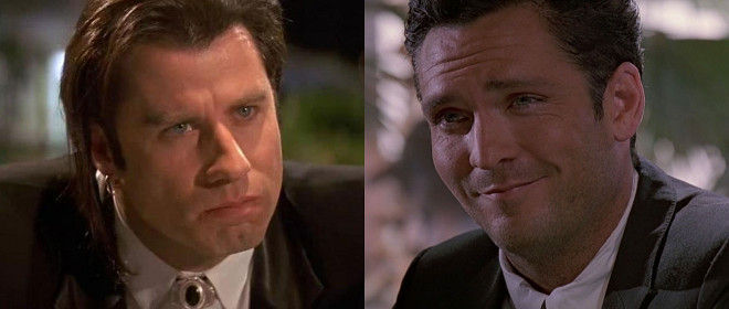 Vic Vega es el Sr. Rubio, además, es hermano de otro personaje del universo Tarantino, ¿De quién?