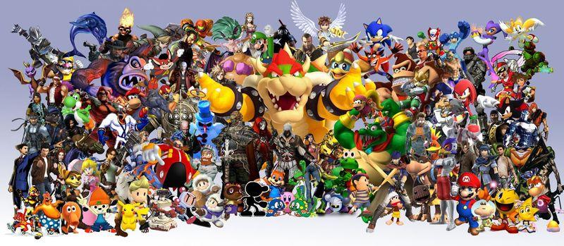 20023 - ¿Qué personaje de videojuegos ganaría una batalla a muerte?