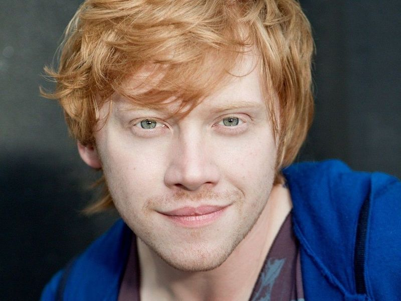 ¿Qué característica comparte Rupert Grint con su personaje Ron Weasley?