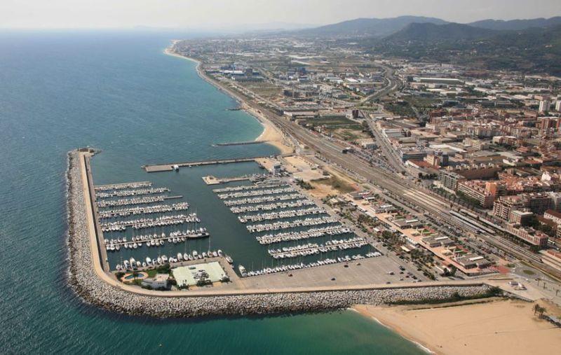 Seguimos por la costa mediterránea. ¿A qué provincia pertenece Mataró?