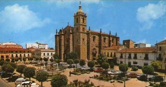 La localidad de Don Benito pertenece a...