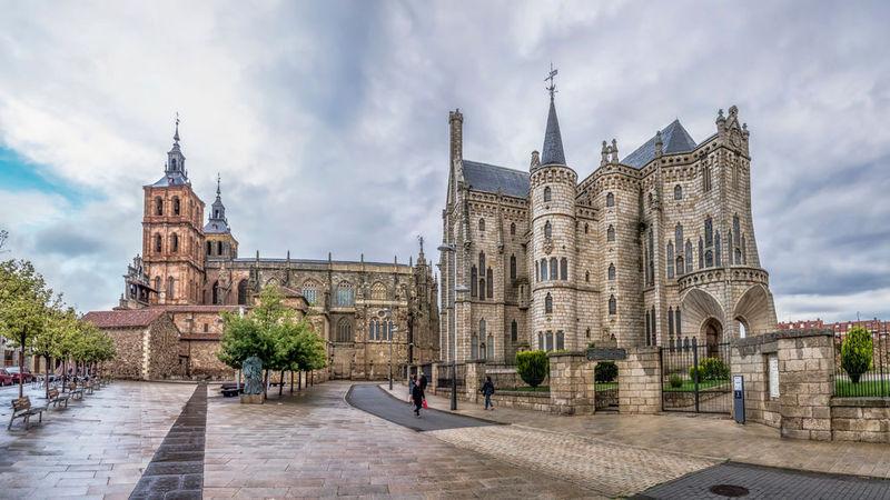 Nos quedamos en Castilla y León. En este caso, ¿a qué provincia pertenece Astorga?