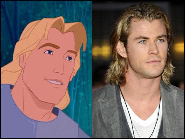 19872 - Casting para personajes masculinos Disney