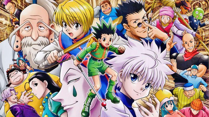 20094 - ¿Conoces a estos personajes de Hunter x Hunter?