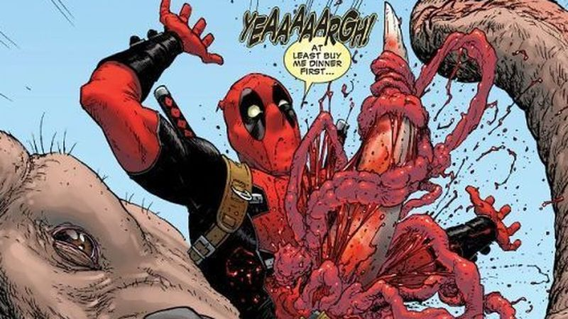 ¿En que cómic hizo su debut Deadpool?