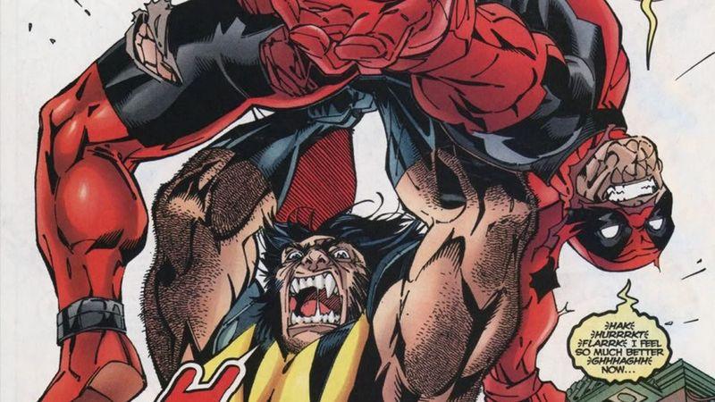¿A qué otro superhéroe acosa Deadpool con el objetivo de conseguir ser su mejor amigo?