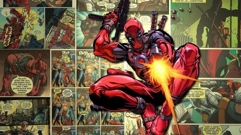 20149 - ¿Te consideras un experto de Deadpool?