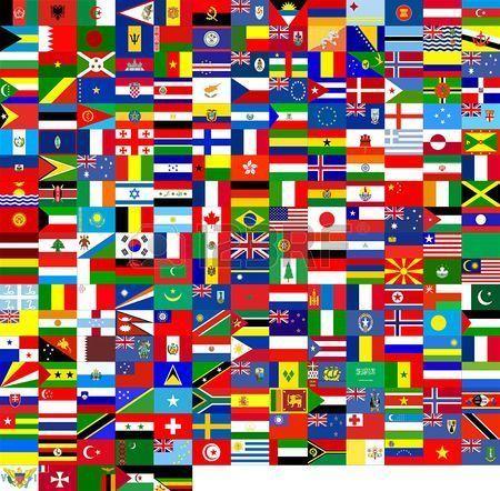 20169 - Banderas de pequeños países