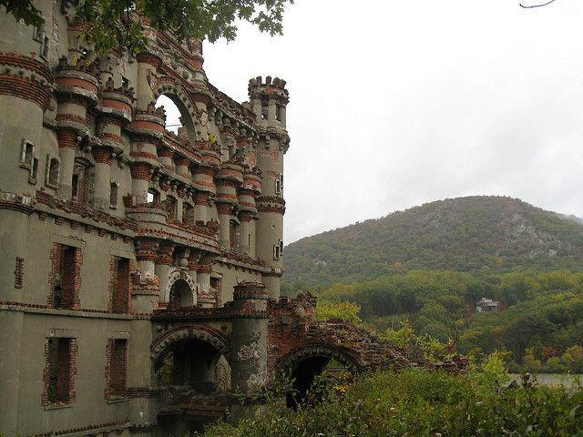 ¿Y este castillo?