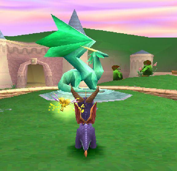 ¿Cuáles son el/los productor/es de Spyro?