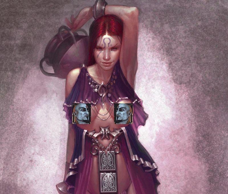 ¿Cuál es el máximo número de mujeres con las que Kratos a tenido relaciones sexuales en un solo mini-juego?