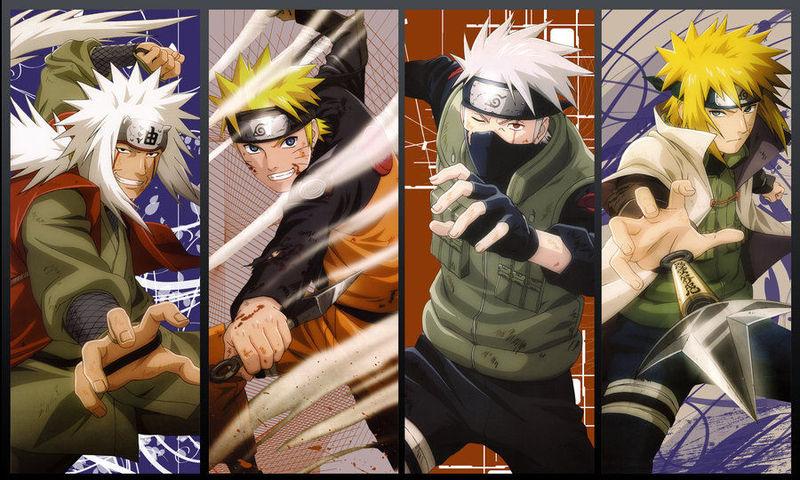 20234 - Naruto: ¿A qué clan de Konoha perteneces?