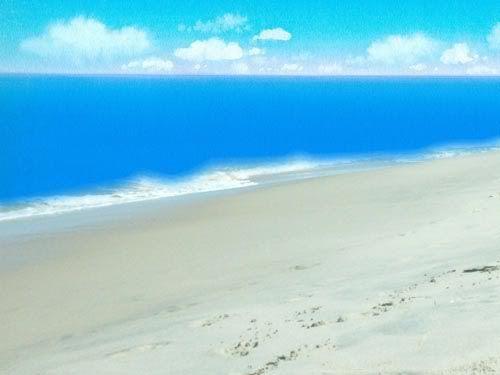 La típica pregunta que haces para ligar/coquetear: ¿Playa o montaña?