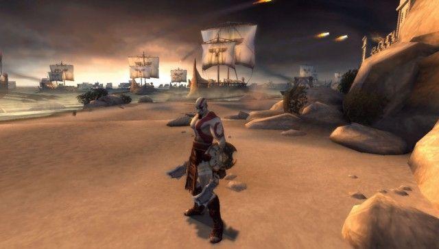 ¿Qué criatura debe derrotar Kratos en Ática?
