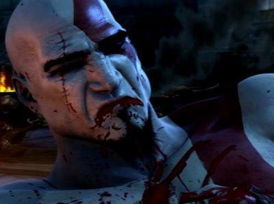 ¿Quién es el primer jefe con el que Kratos no puede ganar la primera batalla?