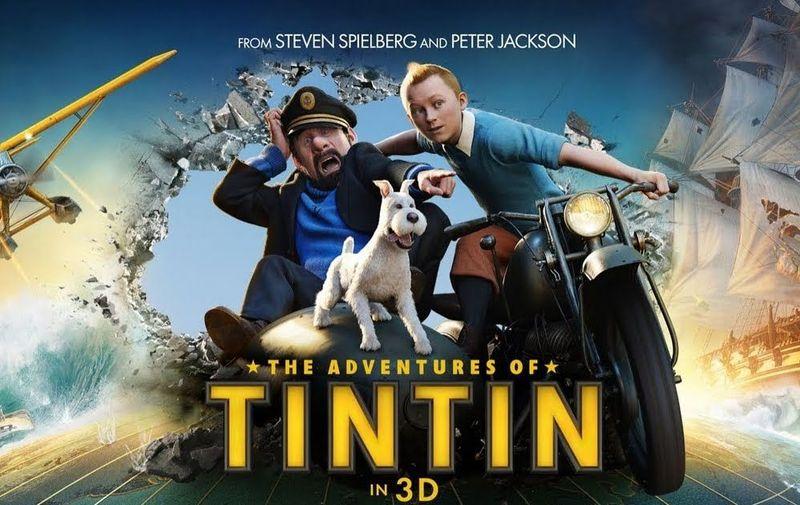 ¿Qué te pareció la adaptación al cine de Tintin y el secreto del unicornio?