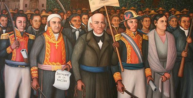 Fecha de independencia de México