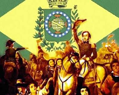 Fecha de independencia de Brasil