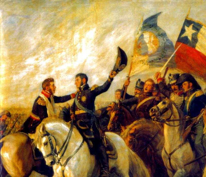 Fecha de independencia de Chile