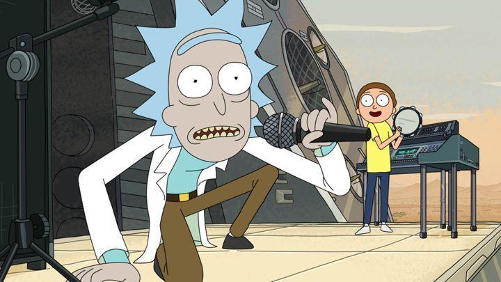 20270 - ¿Cuánto sabes de Rick y Morty?