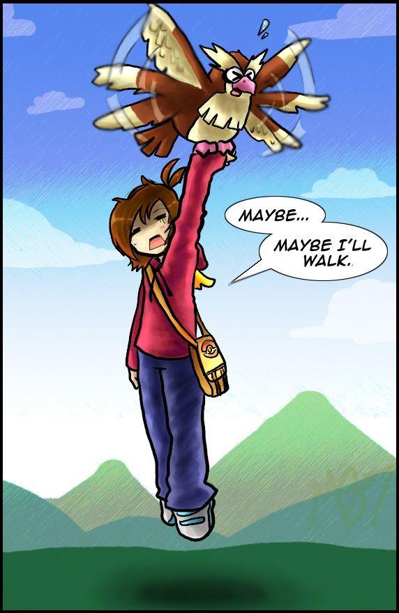 ¿Cuál de estos Pokemon puede aprender Vuelo?
