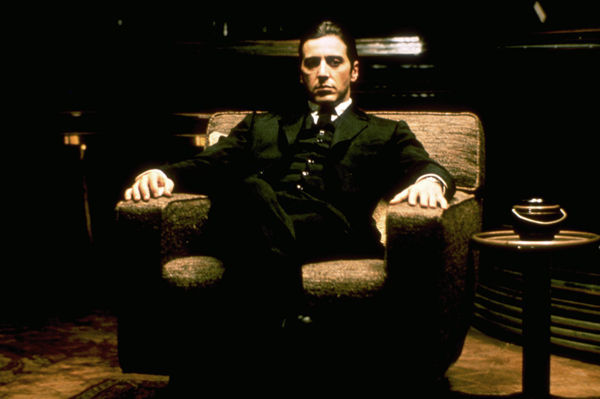 ¿Qué actor interpreta a Michael Corleone?