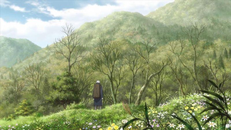 ¿Quién o qué sustituye a Mujika, como Ōyamatsumi (Señor de la montaña)?