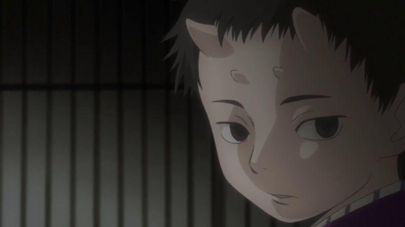 ¿Cómo se llama al Mushi que te impide oír por los oídos y provoca que te aparezcan 4 cuernos en la frente?